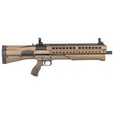 """UTAS-USA PS1BB1 UTS-15 Pump 12 Gauge 19.5"""" 3"""" 14+1 Synthetic Burnt Bronze Blk Steel"""