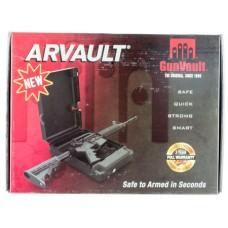 Gunvault AR1000 AR Vault Gun Safe Black