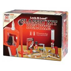 Hornady 085010 Lock-N-Load Reloading Press Kit Cast Iron/Hard Plastic