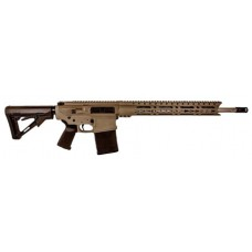 "Diamondback DB10ELFDE DB10 308 Keymod Semi-Automatic 308 Win/7.62 NATO 18"" 20+1 Magpul CTR Flat Dark Earth Stk Stainless Steel"