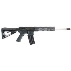 "Diamondback DB15CMLB DB15 223 M-Loc Rail Semi-Automatic 223 Remington/5.56 NATO 16"" 30+1 ATI Strikeforce/Collapsible Black Stk Black Hard Coat Anodized"