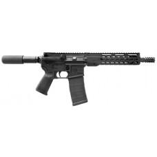 "Diamondback DB15P300B10 DB15 300 BO AR Pistol Semi-Automatic 300 AAC Blackout/Whisper (7.62x35mm) 10.5"" 30+1  Black Hard Coat Anodized"