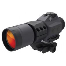 Sig Sauer Electro-Optics SOR61012 Romeo6 1x 30mm Obj Unlimited Eye Relief 2 MOA Black