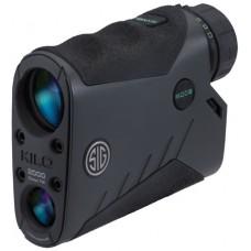 Sig Sauer Electro-Optics SOK20702 Kilo2000 7x 25mm FOV 35.67 ft @ 100 yds Black/Gray