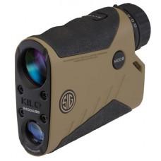 Sig Sauer Electro-Optics SOK24701 Kilo2400 7x 25mm FOV 35.67 ft @ 100 yds Flat Dark Earth