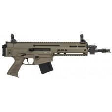 "CZ 01364 805 Bren S1 Carbine AR Pistol Semi-Automatic 300 AAC Blackout/Whisper (7.62x35mm) 11"" 10+1  Flat Dark Earth"