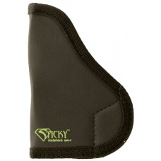Sticky Holsters SM-1 Beretta Bobcat/Tomcat Small Latex Free Synthetic Rubber Black w/Green Logo