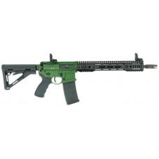 "Franklin Armory 1224ODG M4 SBR-L Semi-Automatic 223 Remington/5.56 NATO 14.5"" 30+1 Magpul CTR Black Stk OD Green"