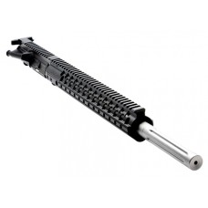 "Wilson TR223SS20UP Upper .223 Wylde 20"" 416 Stainless Fluted Barrel Black"