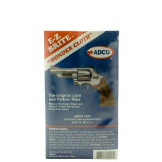 "ADCO EZ1 E-Z Brite Cloth Cleaning Cloth 9"" x 12"""