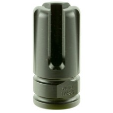"Advanced Armament 64741 Blackout Flash Hider Blackout 9mm Aerospace Alloy .75""-1.375"""