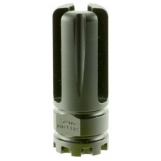 "Advanced Armament 64742 Blackout Flash Hider 7.62mm .750""(7.62 Barrels) Aerospace Alloy .75""-1.375"""