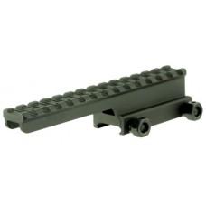 "DMA XTS68E AR15 Offset Riser Mount AR-15  Metal 1"" W"