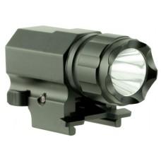 DMA XTSFLC200 Quick Release Subcompact Light 200 Lumens CR123A Lithium Black