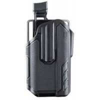 Blackhawk 419001BBL Omnivore Multifit  Most Standard Autos w/X300UA Light Plastic Black