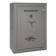"Winchester Safes BD59423610M Big Daddy Gun Safe 60"" H x 42""W x 25"" D (Exterior) Mechanical Lock Gunmetal Gray"