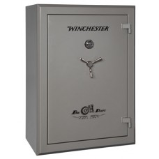 """Winchester Safes BD72424710M Big Daddy XLT Gun Safe 72"""" H x 42"""" W x 27"""" D (Exterior) Mechanical Lock Gunmetal Gray"""