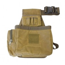 Birchwood Casey 06812 Shell Bag with Belt Canvas