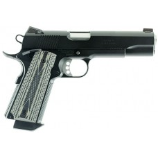 "Ed Brown SF3BBCAL2 Special Forces Single 45 ACP 5"" 7+1 Black Laminate Grip Black Carbon Steel"