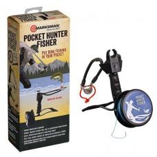 Marksman 3075F Pocket Hunter Sling Shot Black
