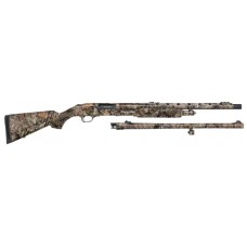 "Mossberg 45208 535 Turkey/Deer Combo Pump 12 Gauge 3.5"" 22""XXF/24""FR Synthetic Stock Mossy Oak Break-Up Country"