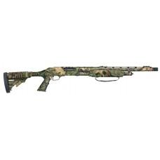 """Mossberg 45239 535 Tactical Turkey Pump 12 Ga 20"""" 3.5"""" FO Syn Stk w/PG Mossy Oak Obsession"""