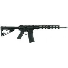 """ATI GOMX556TS Omni Hybrid MAXX 5.56 Semi-Automatic 223 Remington/5.56 NATO 16"""" 30+1 6-Position Black Stk Black"""