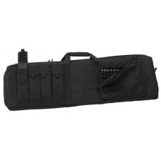 "US PeaceKeeper P30043 Tactical Combo Case Rifle/Shotgun 600D Polyester 43"" x 12.75"" x 3.75"" Black"