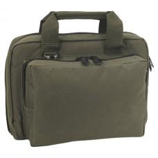 "US PeaceKeeper P21106 Mini Range Bag 600D Polyester 12.75"" x 8.75"" x 3"" OD Green"