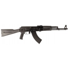 "Arsenal  SLR-107R Black Furniture Stamped Receiver Semi-Automatic 7.62x39mm 16.25"" 5+1 Polymer Black Stk Black"