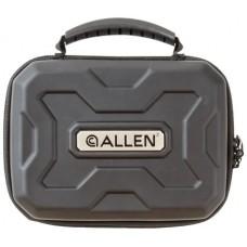 """Allen 827 EXO Handgun Case Polymer Rugged Black 7"""""""
