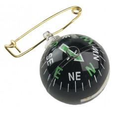 Allen 484 Liquid Filled Pin On Compass Black
