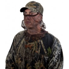 Allen 17613 Visa-Form Head Net Mask 3/4 Face Mask Nylon Mesh One Size Fits Most Mossy Oak Break-Up Country