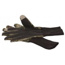 Allen 1453 Jersey Gloves Touchscreen Fingertip  One Size Fits Most Mossy Oak Break-Up Country
