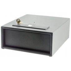 Stack-On  Biometric Security Safe Black