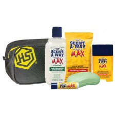 Hunters Specialties 100057 Scent-A-Way Shower Kit All