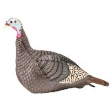 Hunters Specialties 100001 Strut-Lite Hen Turkey Decoy