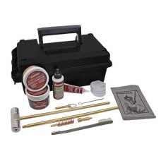 Traditions A3856 Deluxe Shooter''s Kit with Range Box Universal Cleaning Kit Multi-Caliber 1