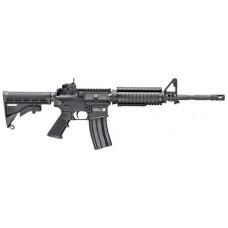 """FN 36318 FN 15 Military Collector Semi-Automatic 223 Remington/5.56 NATO 16"""" 30+1 6-Position Black Stock Black"""