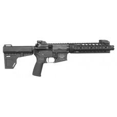 "Civilian Force Arms 010117KP Katy-15 Pistol AR Pistol Semi-Automatic 223 Remington/5.56 NATO 7.5"" 30+1 Polymer Black Hard Coat Anodized"