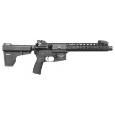 "Civilian Force Arms 010117WP Warrior-15 Pistol AR Pistol Semi-Automatic 223 Remington/5.56 NATO 7.5"" 30+1 Polymer Black Hard Coat Anodized"