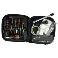 American Buffalo AB037B Patrolman Special Kit Universal Cleaning Kit Shotgun/Rifle/Pistol Black