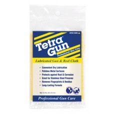 "Tetra 320I Lubricating Gun and Reel Cleaning Cloth 10"" x 10"""