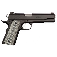 "Ed Brown SFBBCAL2 Special Forces Single 45 ACP 5"" 7+1 Laminate Wood Grip Black Carbon Steel"