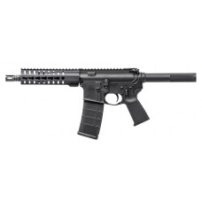 "CMMG 30A81D2 MK4 PDW Pistol AR Pistol Semi-Automatic 300 AAC Blackout/Whisper (7.62x35mm) 8"" Black"