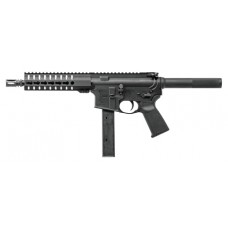 "CMMG 90A3BAD Upper Group MK9 PDW AR Pistol Semi-Automatic 9mm 8.5"" Black"