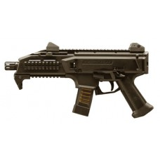 "CZ 01352 Scorpion EVO 3 S1 Semi-Automatic 9mm 7.7"" TB 10+1 Flat Dark Earth Polymer Grip"