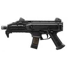 "CZ 91351 Scorpion EVO 3 S1 Semi-Automatic 9mm 7.7"" TB 20+1 Black Polymer Grip Black"