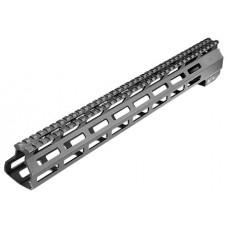 "Aim Sports MTMR03 AR-15 6061-T6 Aluminum Black/Anodized 15"""
