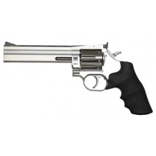 "Dan Wesson 01935 1911 715 Single/Double 357 Magnum 4""/6""/8"" 6rd Black Rubber Stainless"